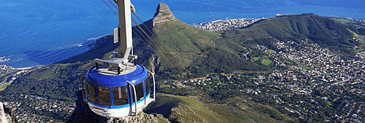 City Tour - Table Mountain